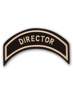 Heritage Tan Director Patch