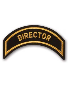 Gold Director Patch