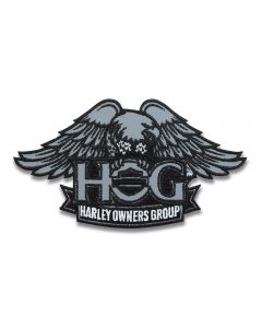 Small Reflective H.O.G. Patch