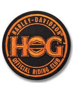 Official Riding Club Patch